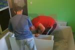 Обзавеждане на детски стаи с легло на два етажа