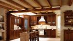 кухни с дървесен фладер по проект