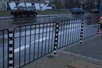 изработка на тръбно-решетъчни парапети с дължина 1,80м. и височина 1м