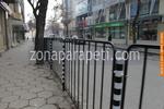 изработка на тръбно-решетъчни парапети 1,80м x 1,00м за тротоари и пътища