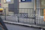 производство на тръбно-решетъчни парапети 1,80м x 1,00м