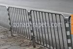 производство на тротоарни парапети по поръчка