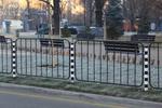 изработка на тръбно-решетъчни парапети с дължина 1,80м. и височина 80см