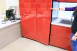 Обзавеждане за модерна кухня за офис по проект