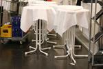 Столове и маси за кетъринг