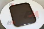 Качествени табли за сервиране  с покритие  против хлъзгане за посуда за професионално сервиране на е