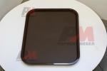 Професионални табли за сервиране  с покритие  против хлъзгане за посуда за самообслужване доставка