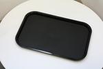 табли за сервиране  с покритие  против хлъзгане за посуда за заведения на самообслужване доставка