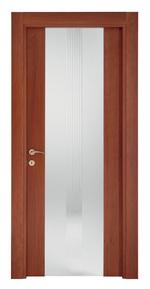 стилна интериорна врата за кухня