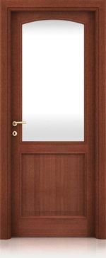 интериорна врата за кухня по проект