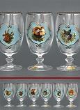 Чаши за вино - СВЕТИ ХУБЕРТ