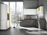 дизайнерски ъглови заоблени кухни