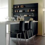 кухни в сив цвят по проект