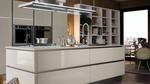кухни цвят слонова кост по проект