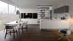 луксозни светли кухни