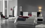 красив вътрешен интериор на спални лукс